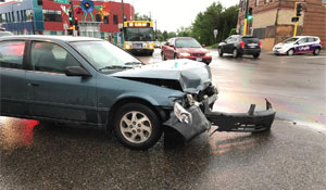 Car Accident Injury Chiropractor near Minneapolis and St. Paul